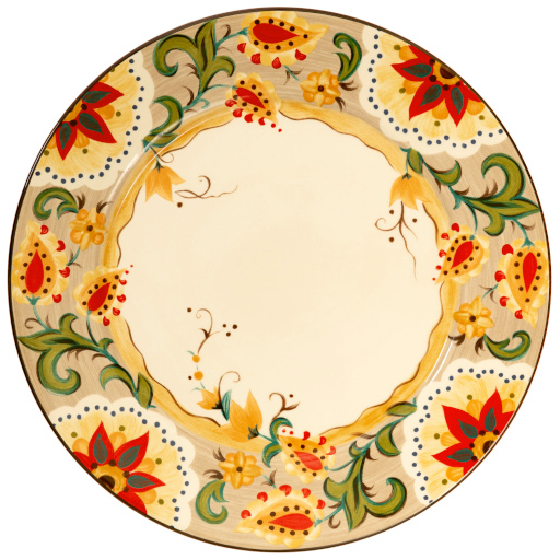 an overhead picture of the gypsy plate