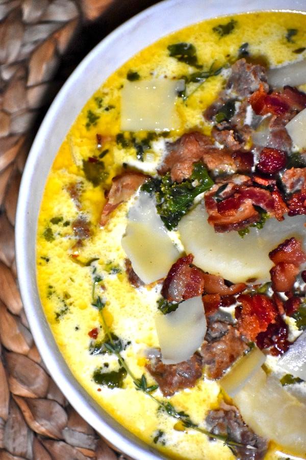 The 45 BEST Potato Recipes - zuppa Toscana.