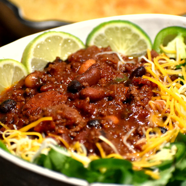 The Ultimate Chili (3 methods)