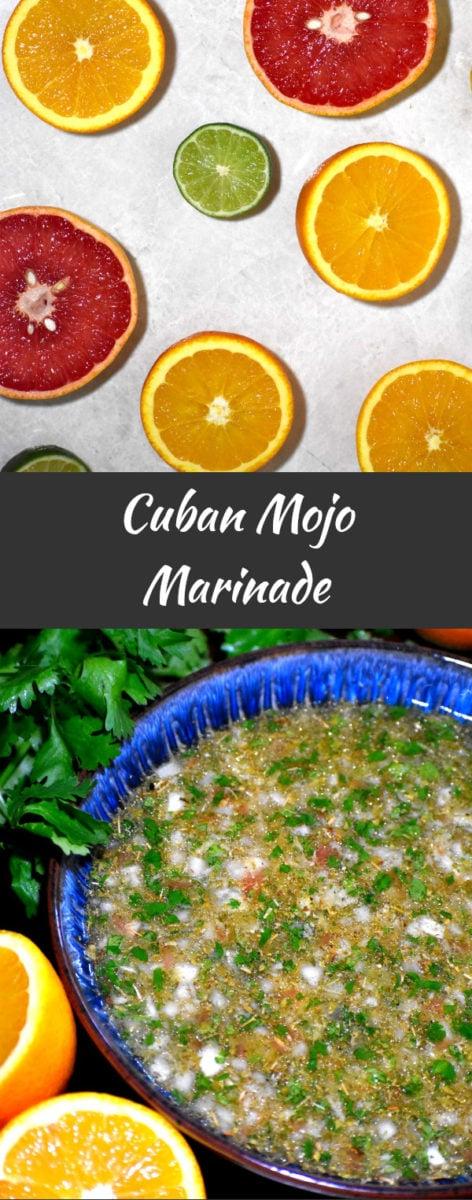 long pin of cuban mojo marinade