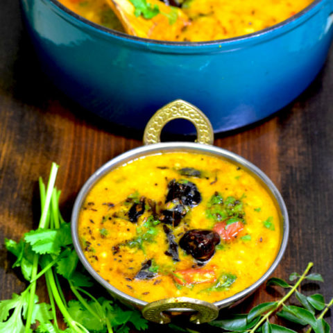 featured image for dal tadka post