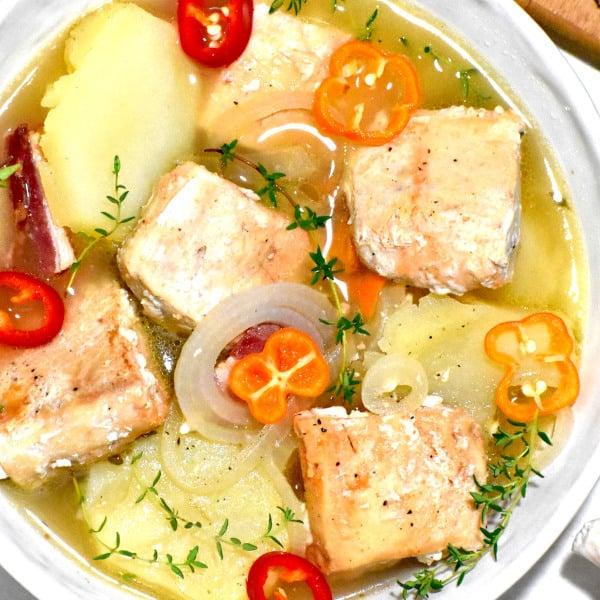 Bahamian Boiled Fish