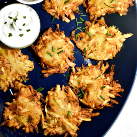 featured image for our latkes post