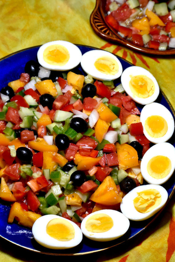 The 40 plus best Mediterranean recipes - Pipirrana.