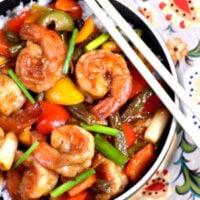Hunan Shrimp.