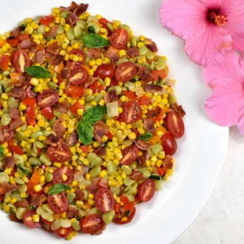 Featured image for Succotash post.