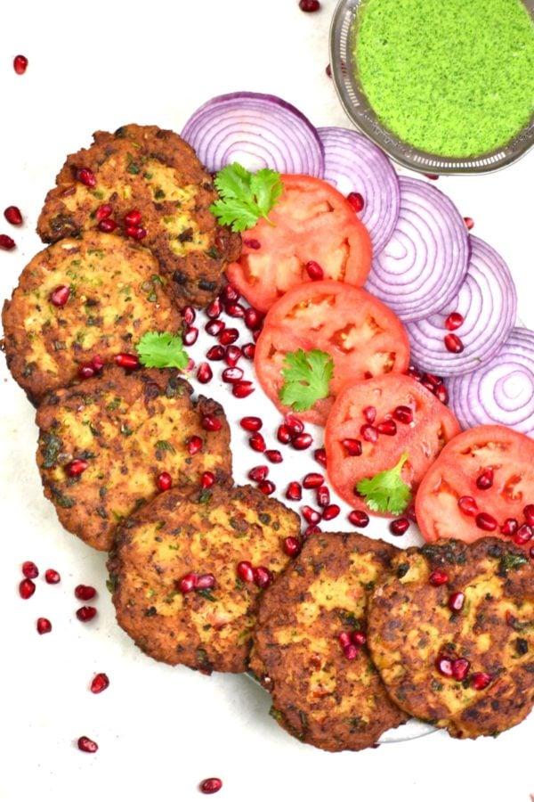 The 5 BEST Asian Recipes - chapli kebabs.