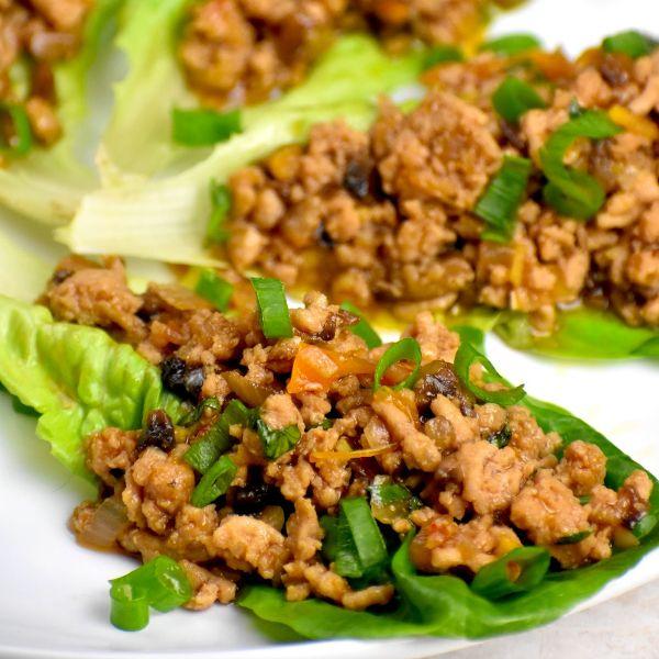 Keto Friendly PF Chang Lettuce Wraps
