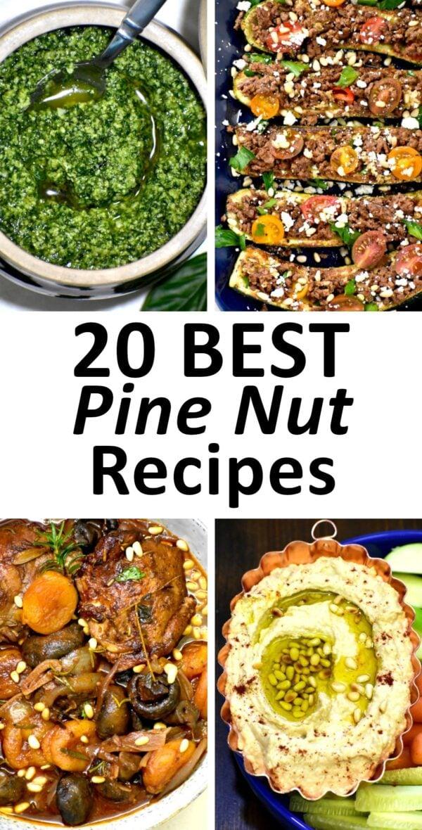 20 BEST Pine Nut Recipes