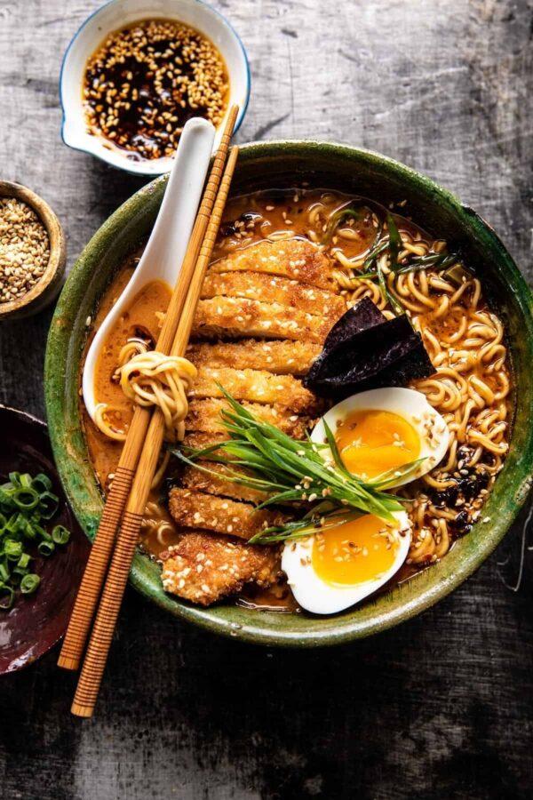 The 5 BEST Asian Recipes - ramen.