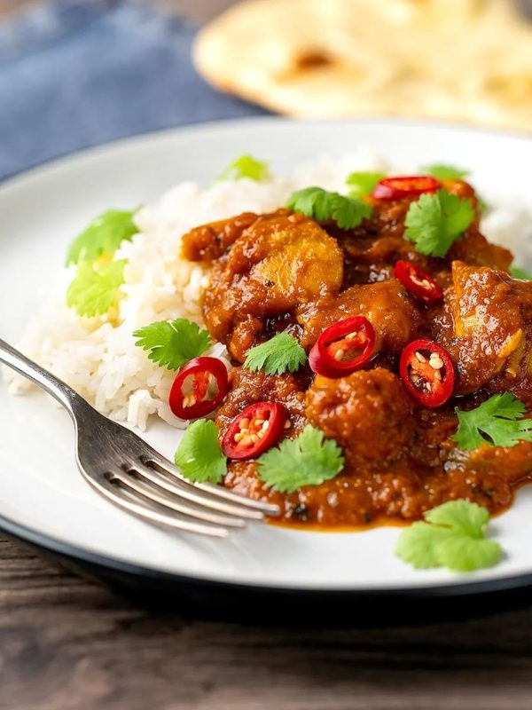 The 40 BEST Curry Recipes - Chicken Pathia.
