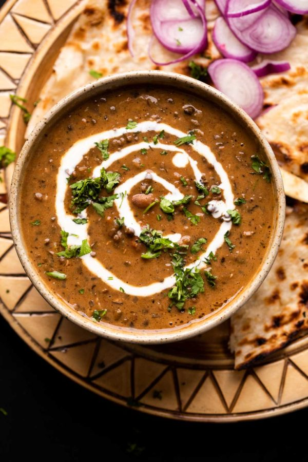 The 40 BEST Curry Recipes - Dal Makhani.