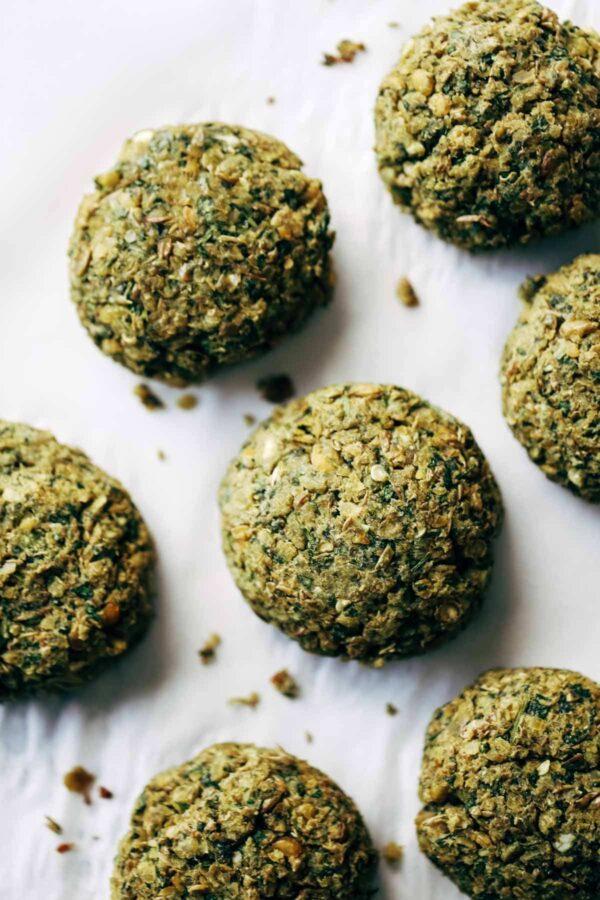 35 BEST Lentil Recipes - falafel.