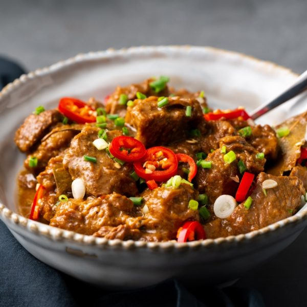 The 40 BEST Curry Recipes - Pork Adobo.