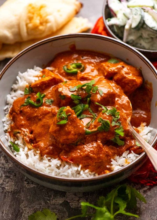 The 40 BEST Curry Recipes - Goan Fish Curry.