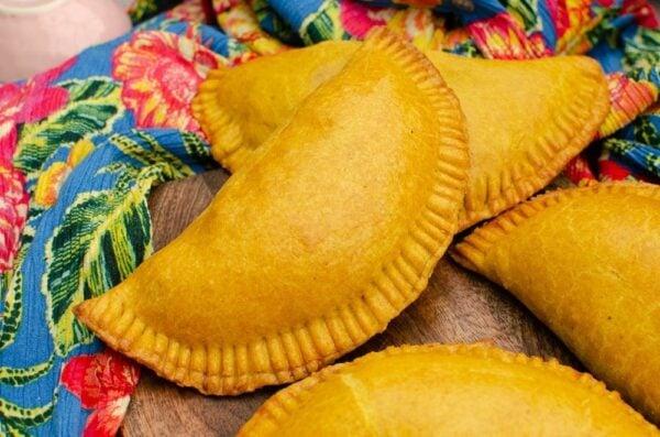 40 BEST Caribbean Recipes - Jamaican beef patties.