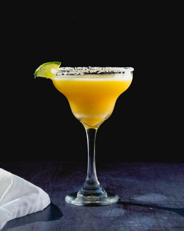 The BEST Mango Recipes - Margarita.