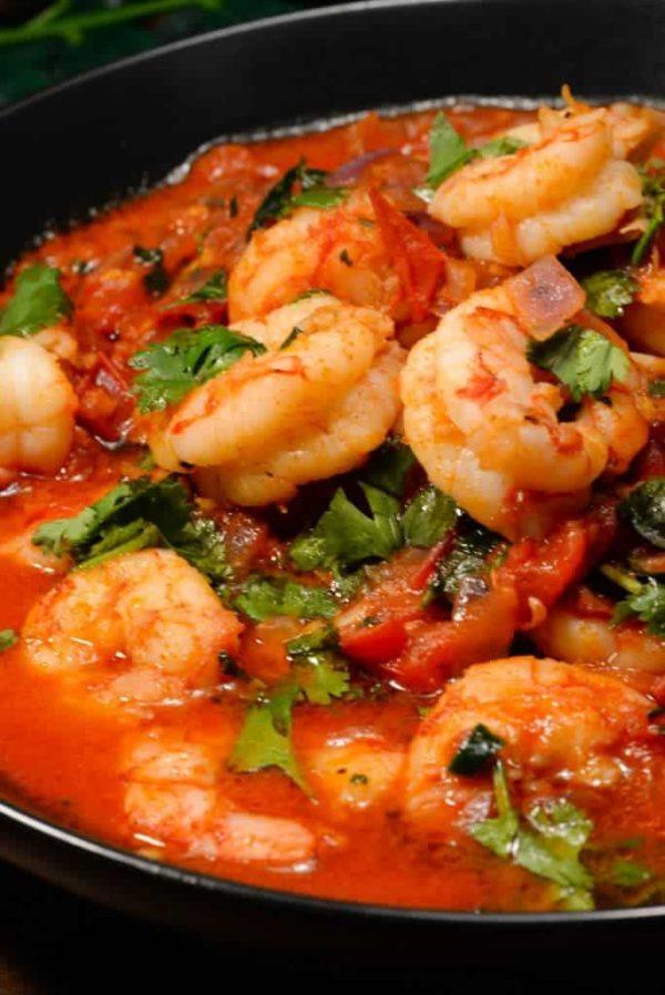 The 40 BEST Curry Recipes - Mauritius Prawns.