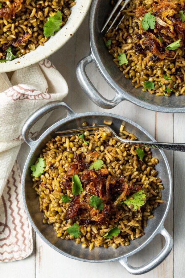 35 BEST Lentil Recipes - Lebanese rice.