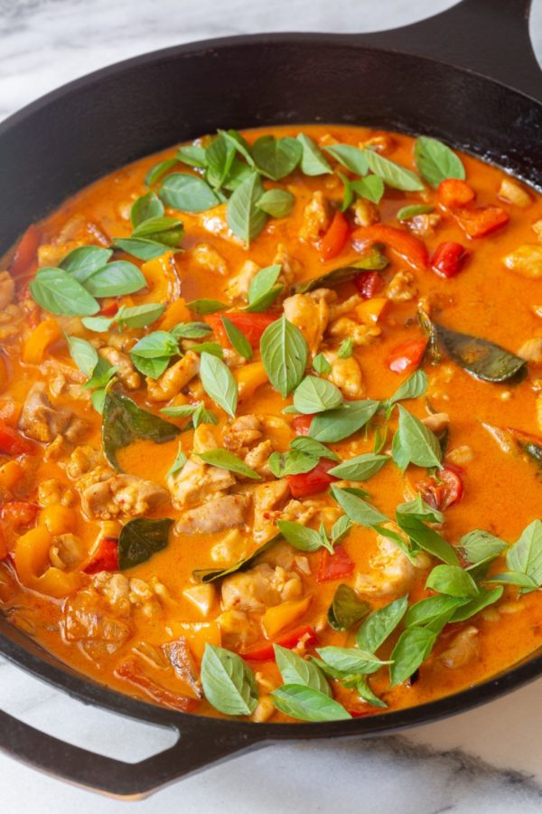 The 40 BEST Curry Recipes - Penang Curry.