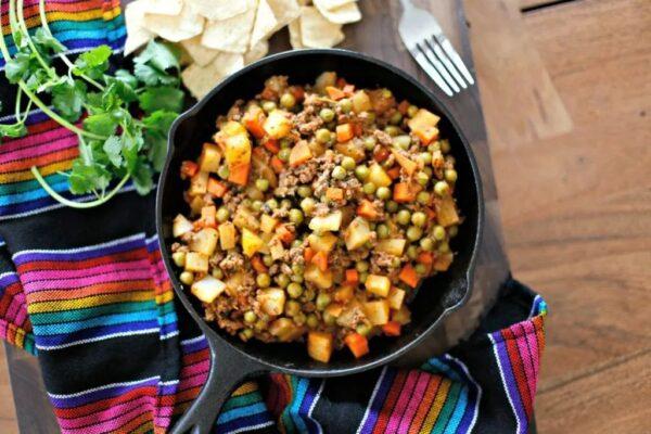 The 45 BEST Potato Recipes - picadillo.