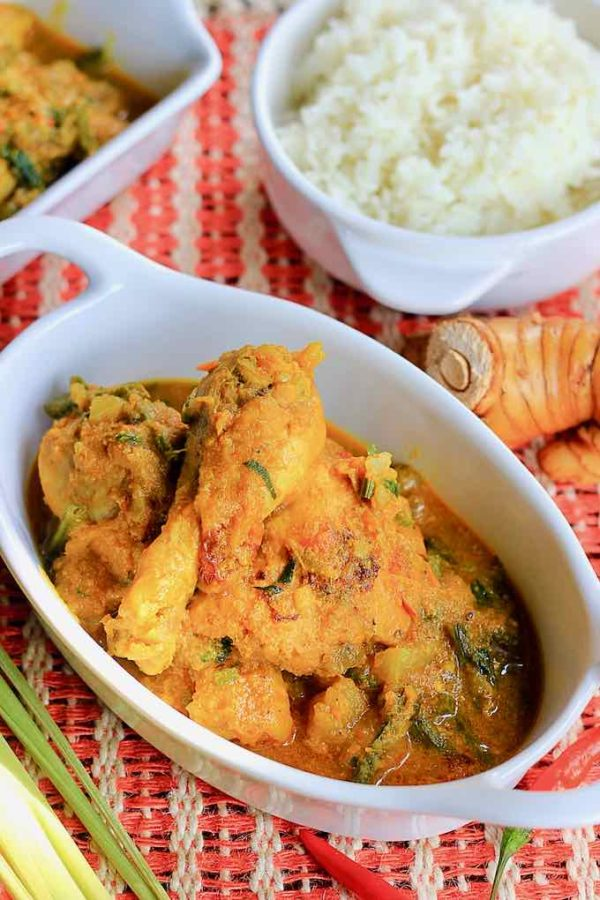 The 40 BEST Curry Recipes - Cambodian curry.