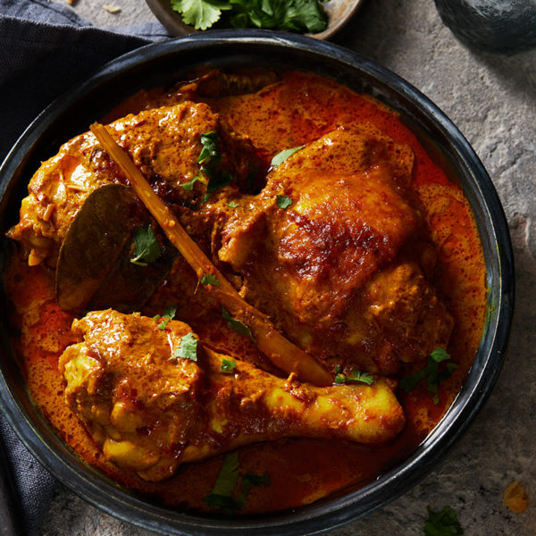 The 40 BEST Curry Recipes - Kapitan Curry.