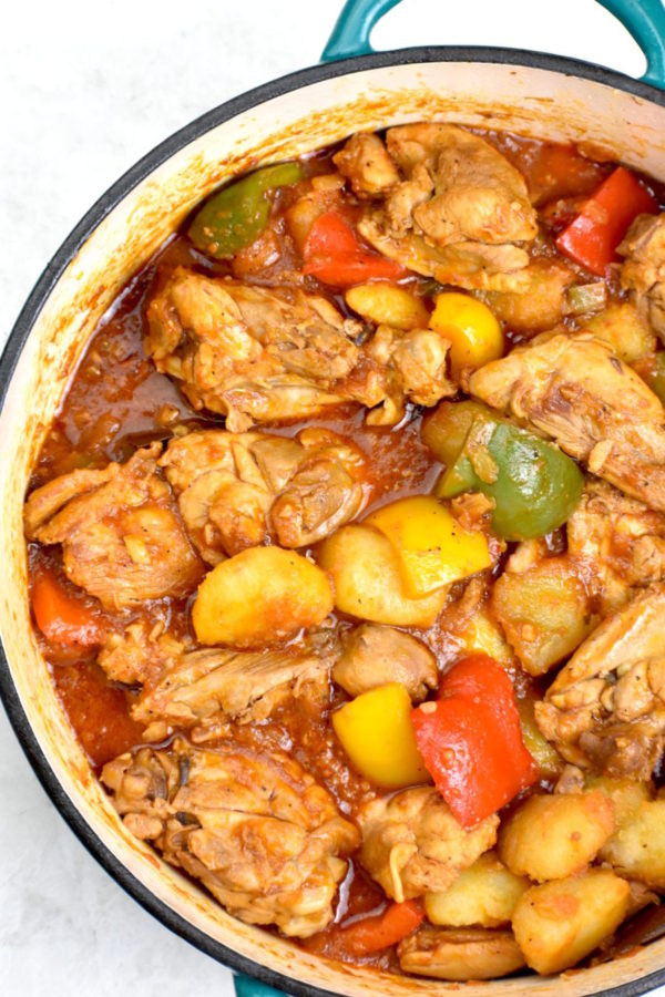 The 40 BEST Curry Recipes - Chicken Asado.