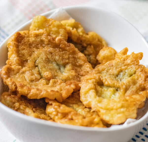 35 BEST Eggplant Recipes - Dominican eggplant fritters.