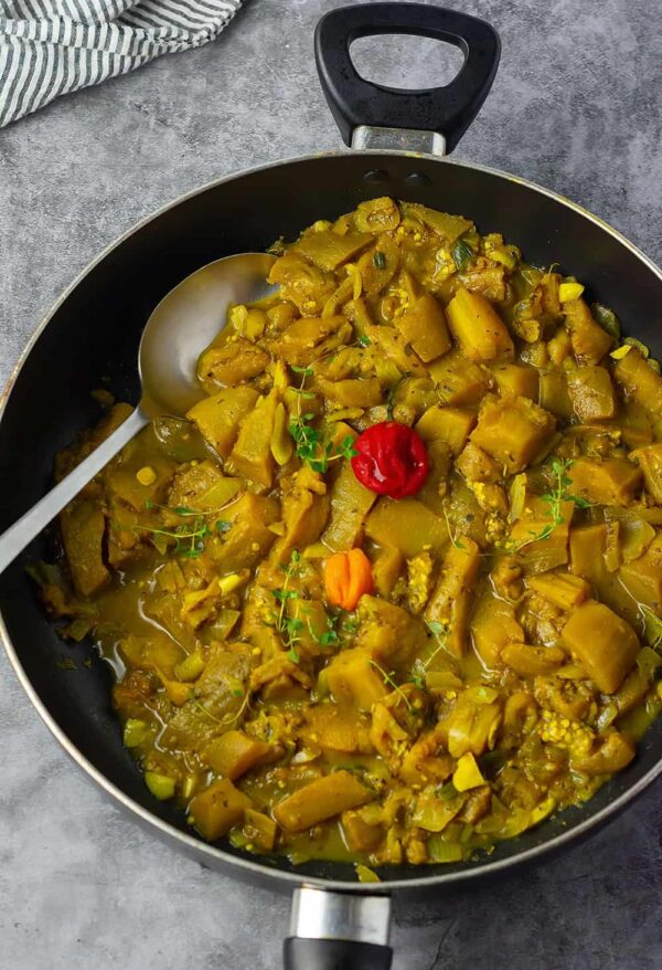 35 BEST Eggplant Recipes - Jamaican curry