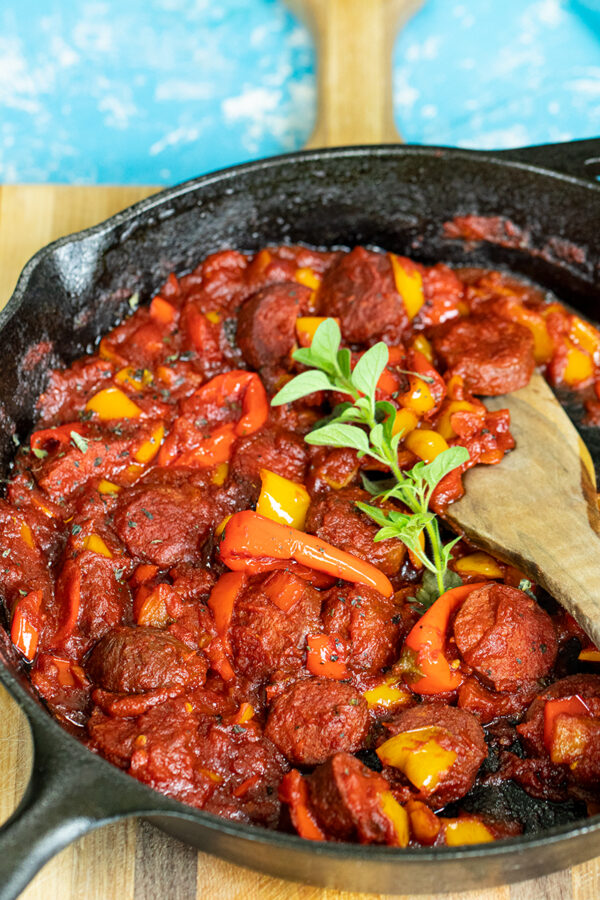 The 35+ BEST Sausage Recipes - Spetzofai.