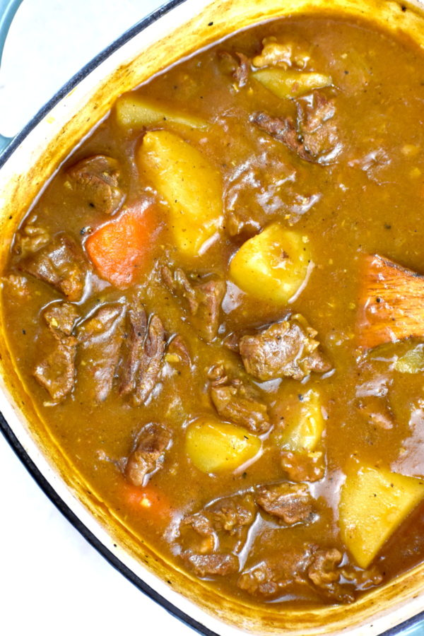 The 40 BEST Curry Recipes - Japanese Beef Curry.