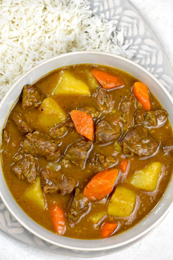 The 5 BEST Asian Recipes - Japanese curry.