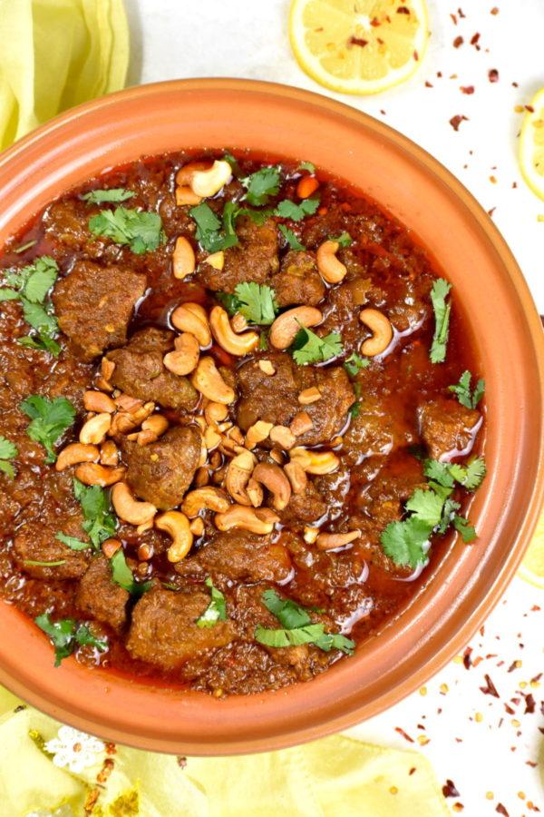The 40 BEST Curry Recipes - Pork Vindaloo.