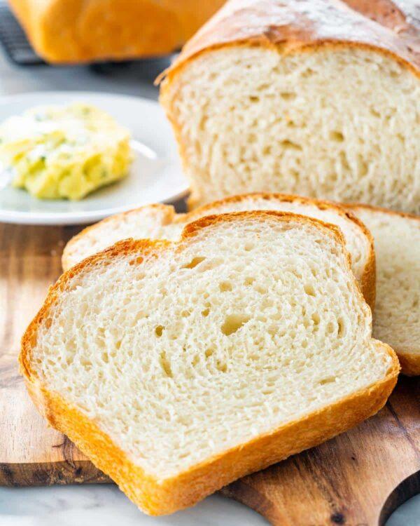 The 45 BEST Potato Recipes - potato bread.