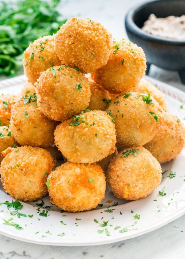 The 45 BEST Potato Recipes - croquettes.