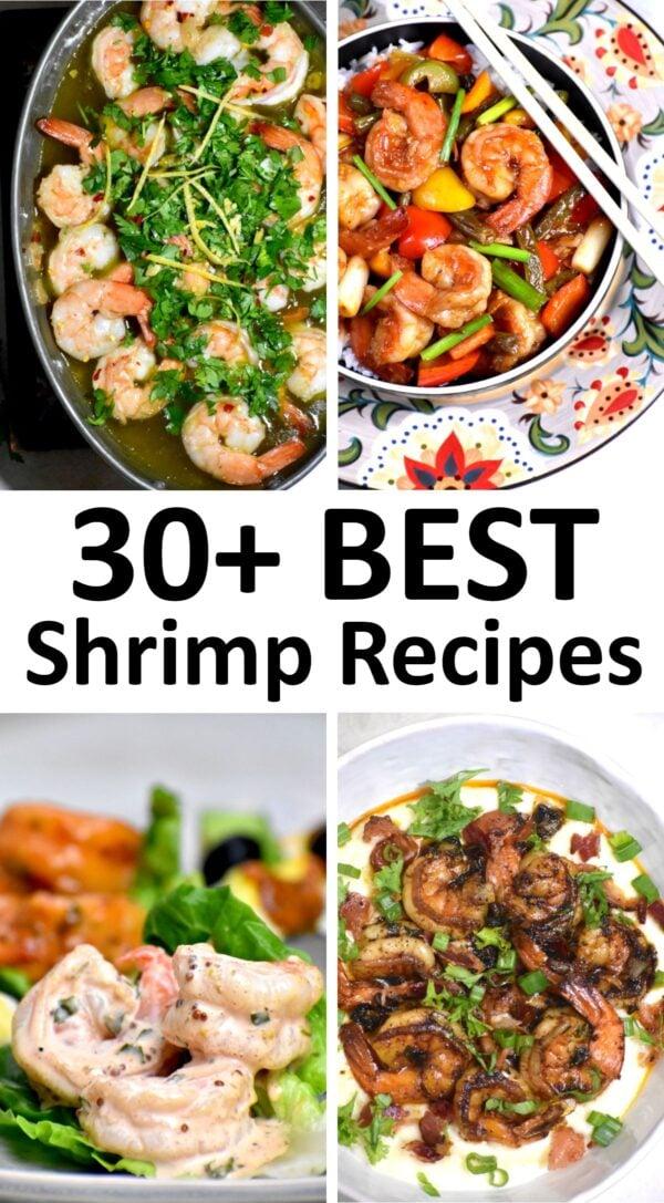 The 30+ BEST Shrimp Recipes