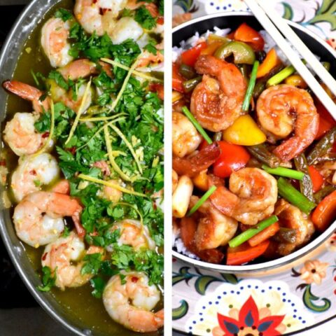 Featured image for Shrimp Recipes roundup.