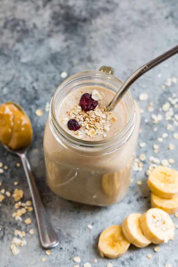 The 35 BEST Smoothie Recipes - oatmeal.