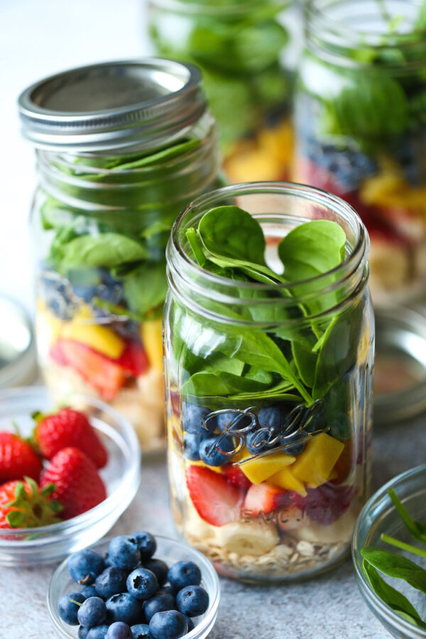 The 35 BEST Smoothie Recipes - freezer packs.