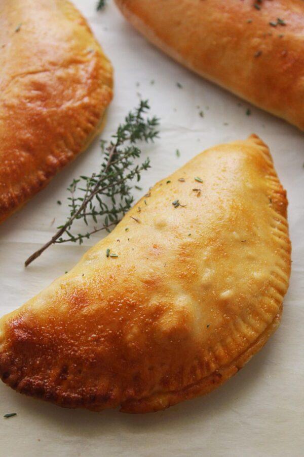 The 35 BEST Pita Recipes - mini pita bread pies.