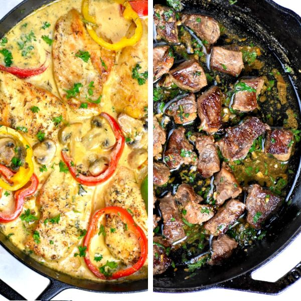 The 40 BEST Cast Iron Skillet Recipes