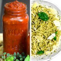 Italian recipes.