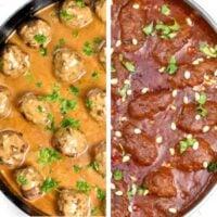 Meatball recipes.