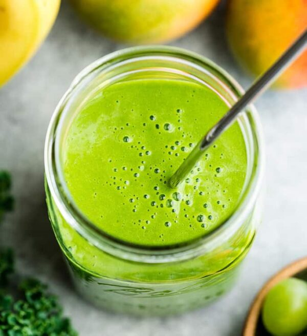 The 35 BEST Smoothie Recipes - green.