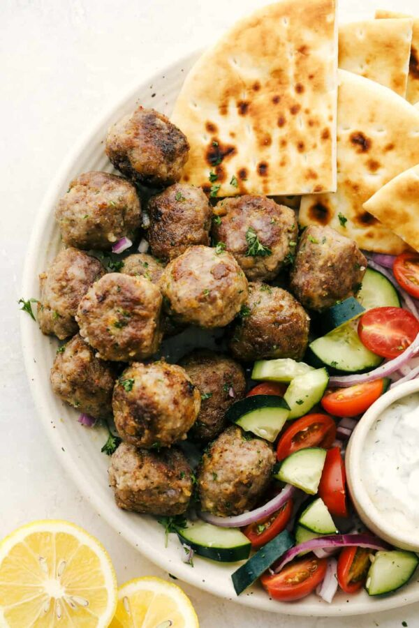 The 45+ BEST Meatball Recipes - Keftedes.