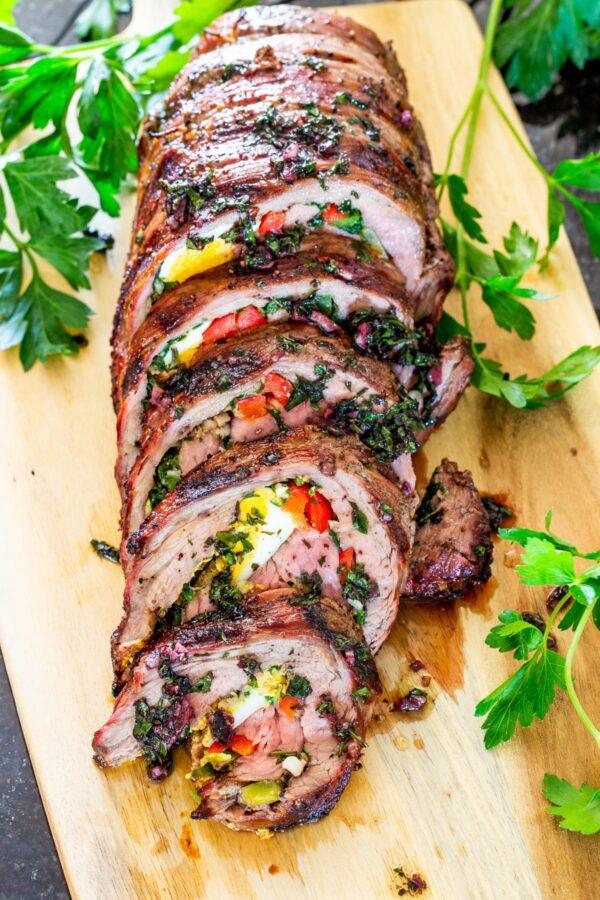 The 40 BEST Steak Recipes - matambre.