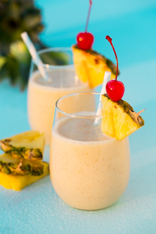 The 35 BEST Smoothie Recipes - pina colada oat.
