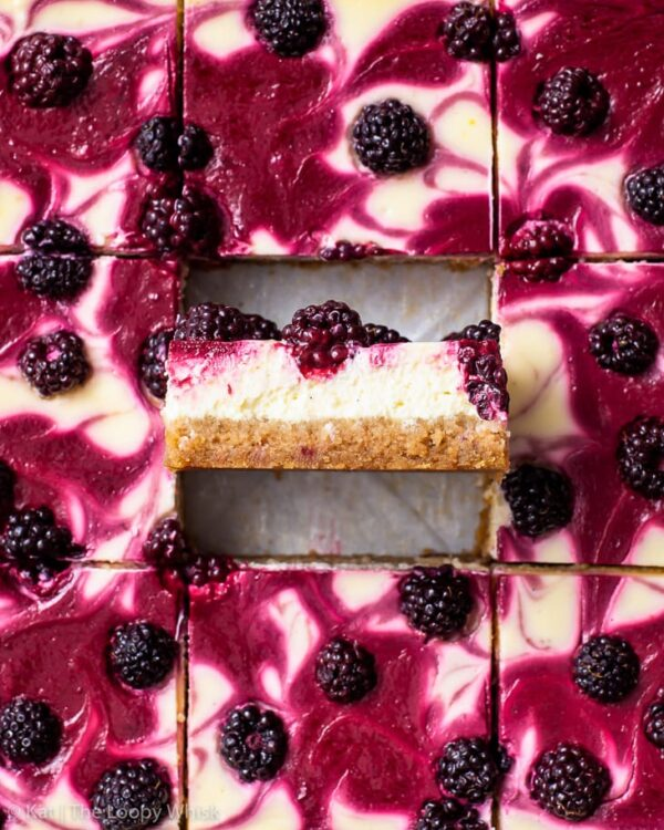 The 35 BEST Cheesecake Recipes - blackberry.