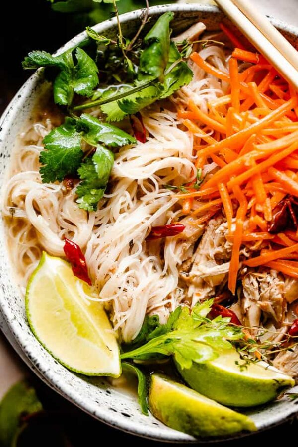 The 35 BEST Instant Pot Recipes - chicken pho.